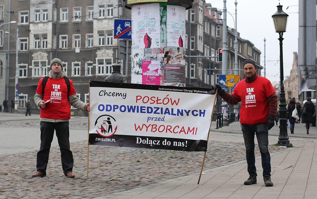Wojtek i Andrzej, Poznań, 14.12.2013