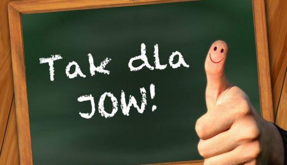 Tak dla JOW