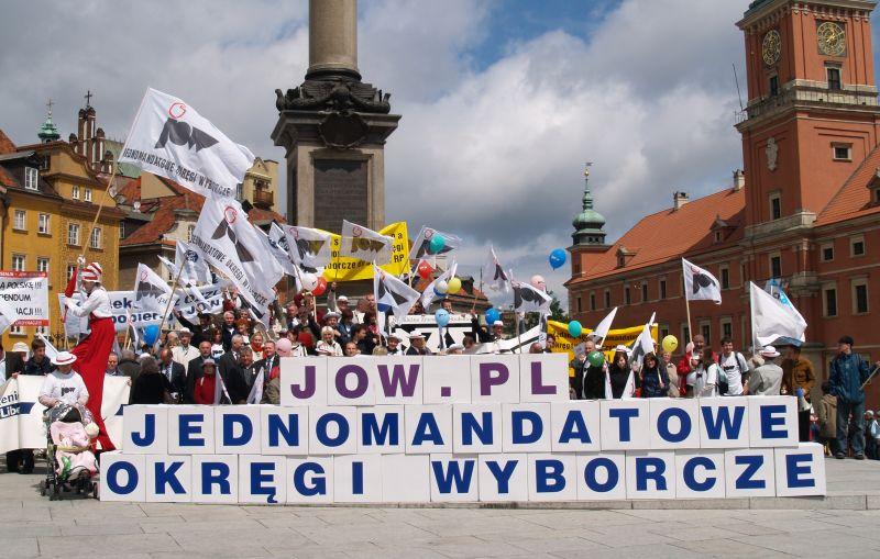 Oświadczenie Ruchu JOW